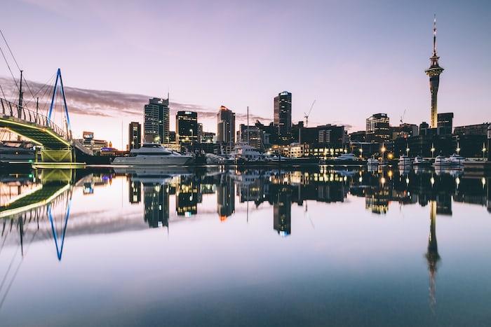 Kota ramah pelajar di Oseania  - Auckland