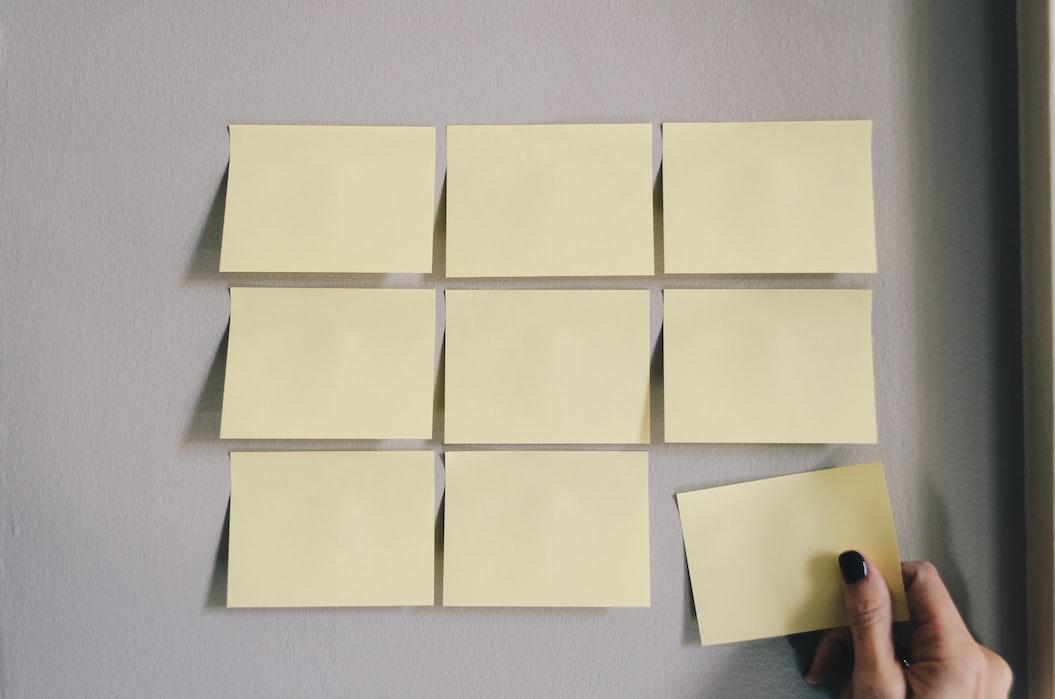 論文の構成を表現
