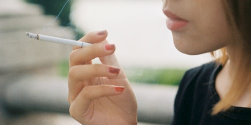 Prenatal nicotine exposure linked to children's ADHD diagnoses