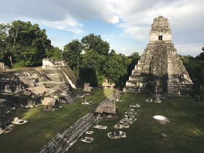 temple of kukulkan guatemala teams background