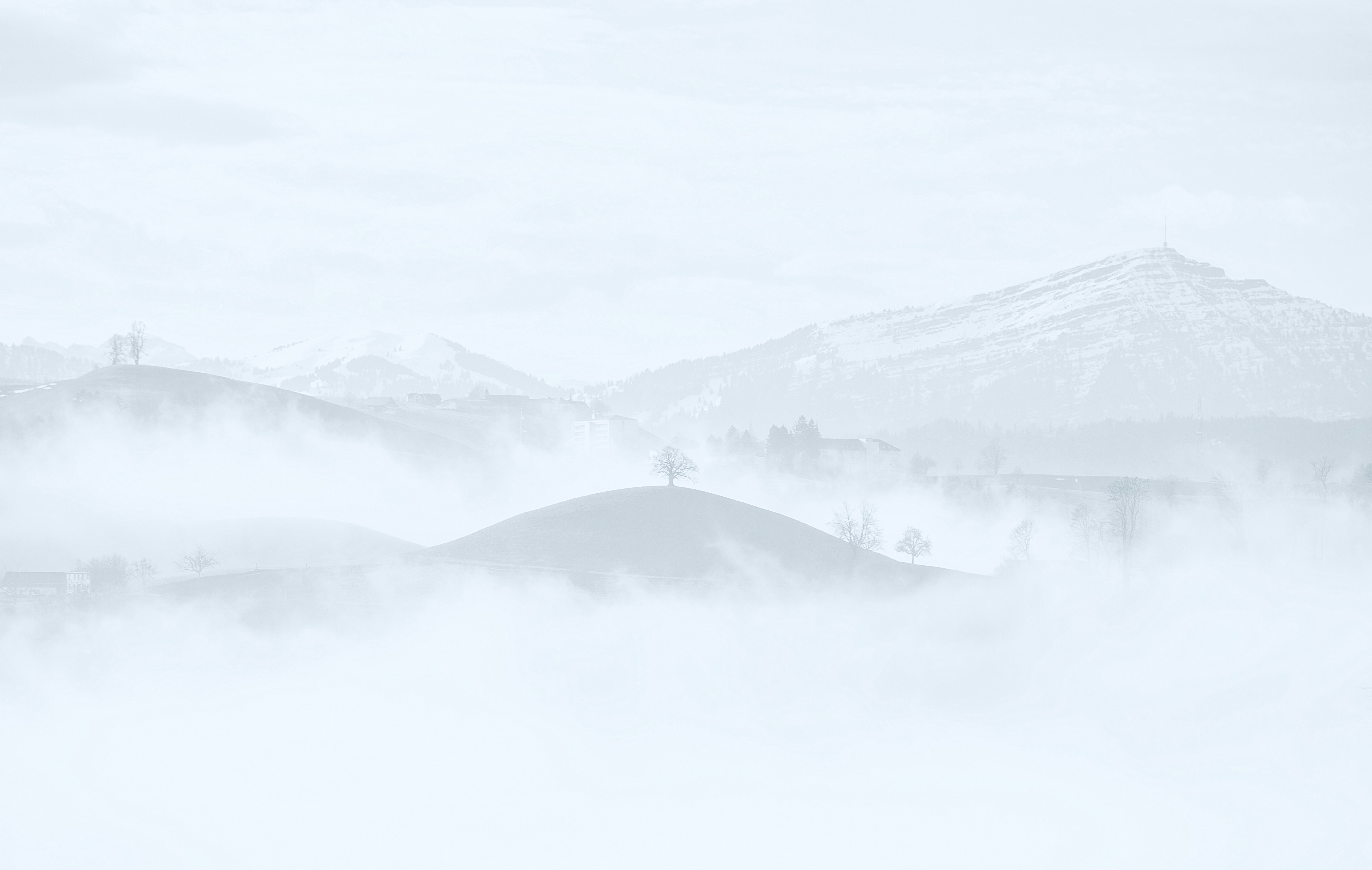 photo of mountains covered with snow