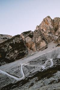 rocky mountain near field