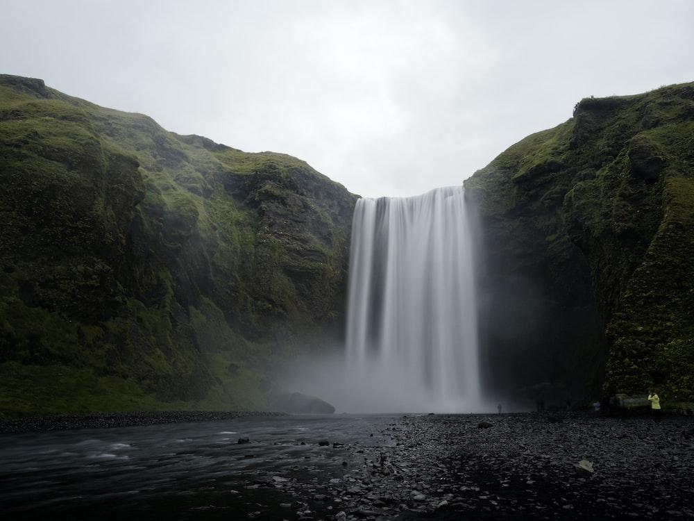 Skogafoss Falls, Iceland