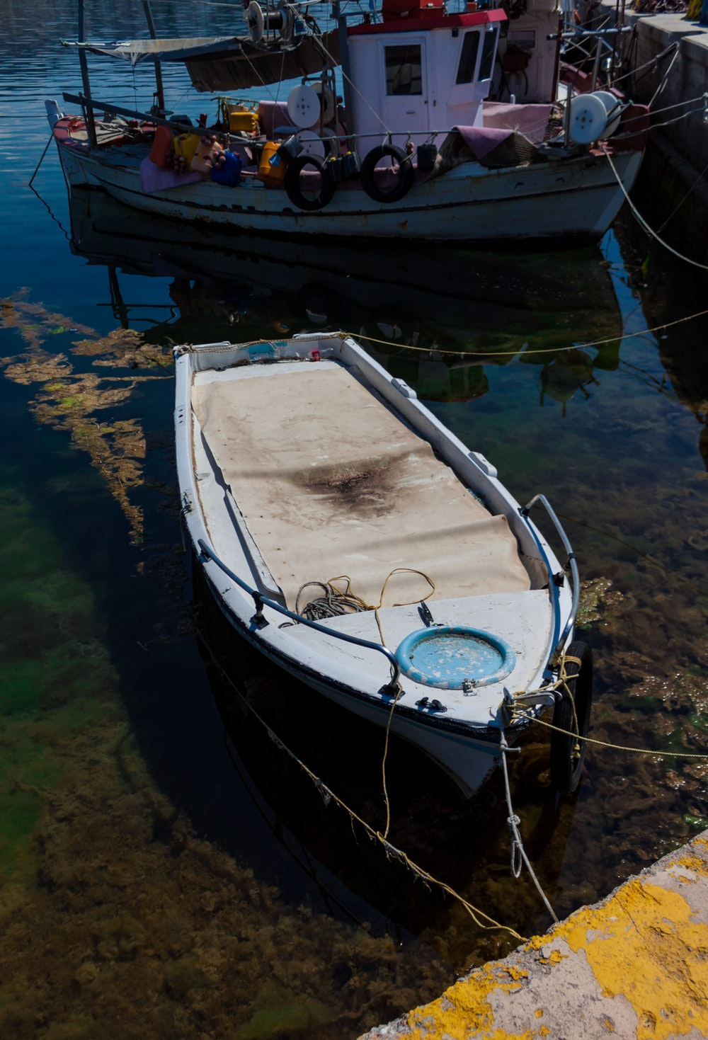 white water boat
