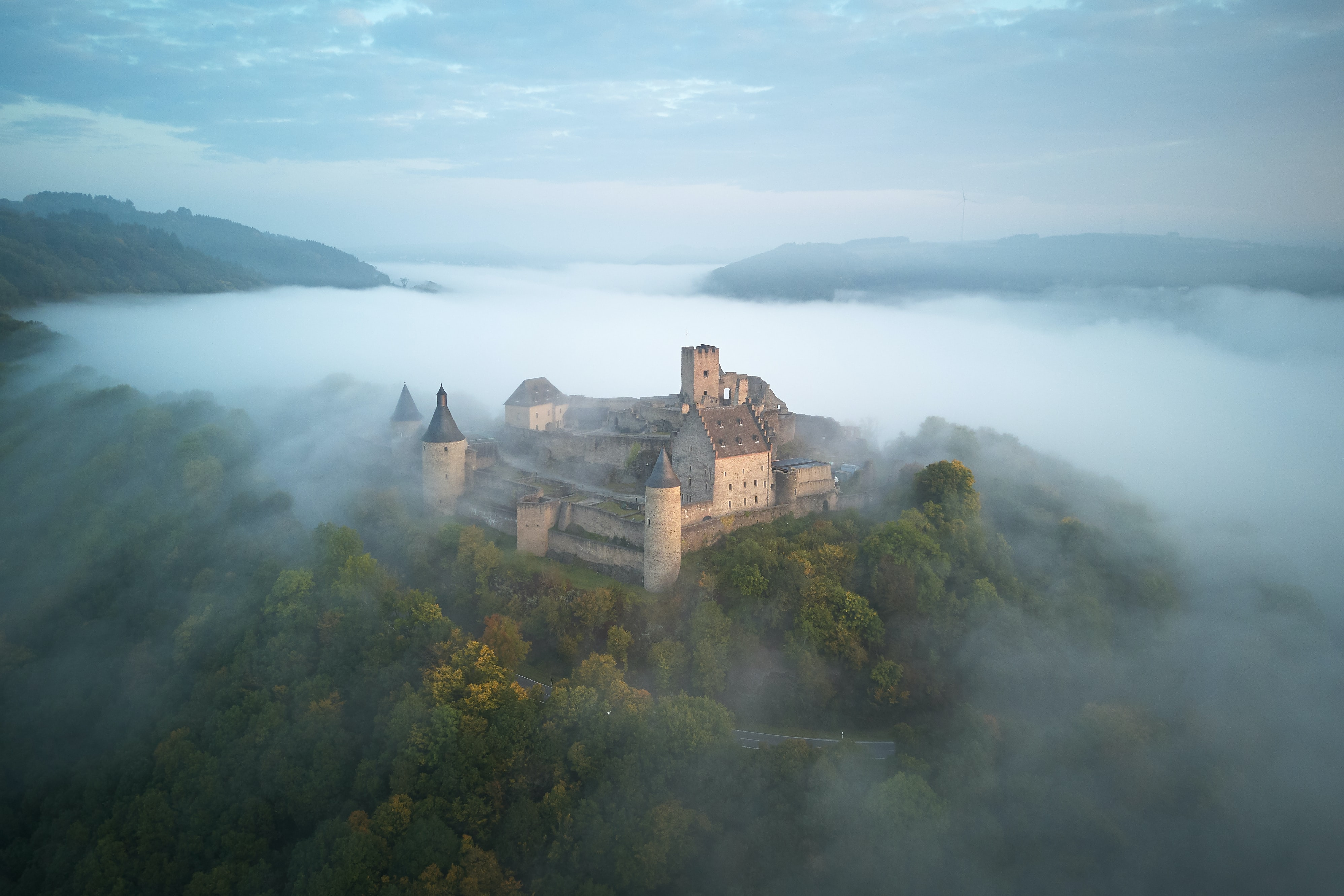 celestial castle