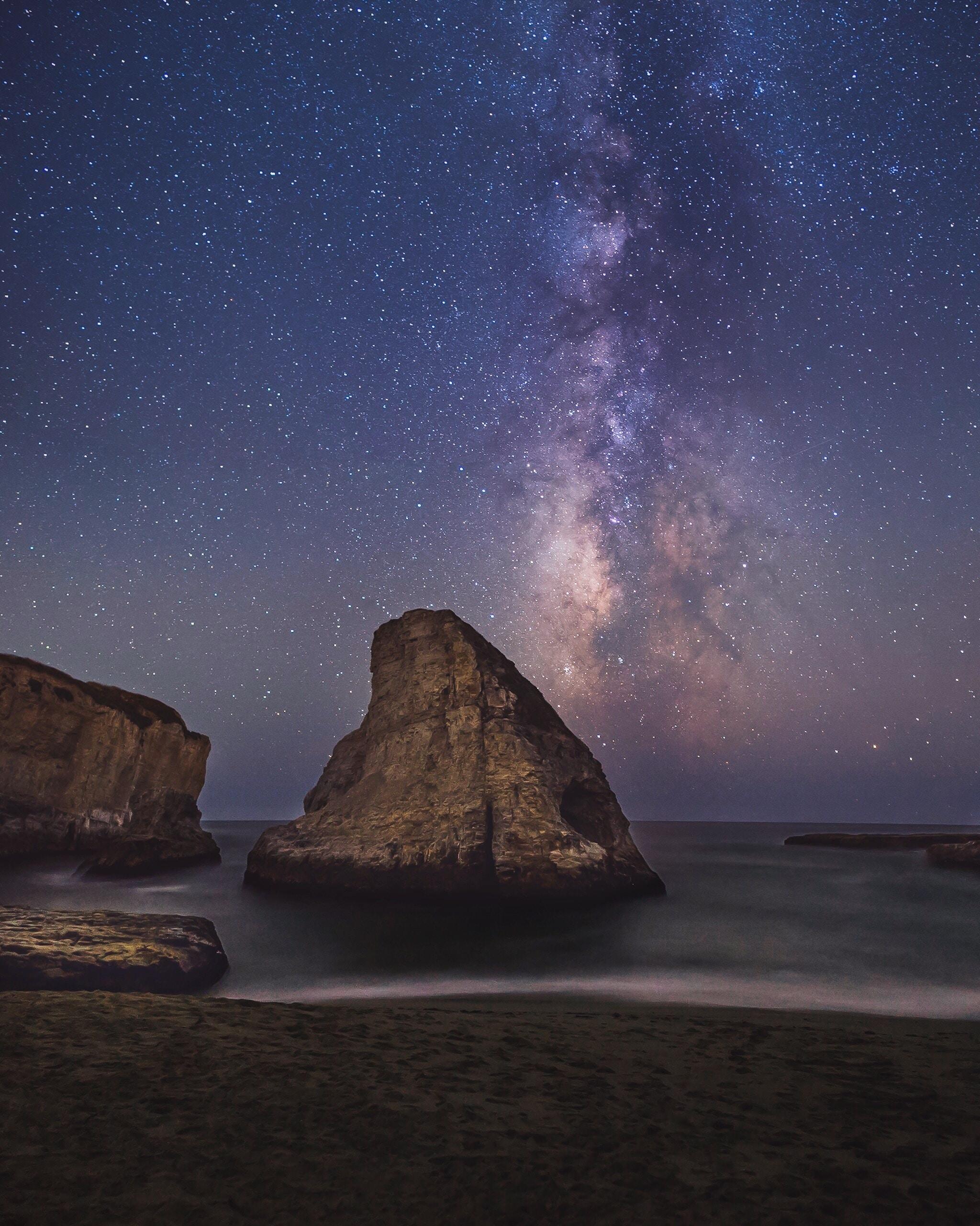 Galaxy photography