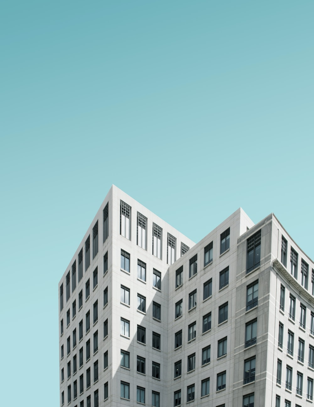 low angle photography of building at daytime