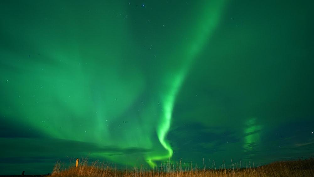 aurora borealis event