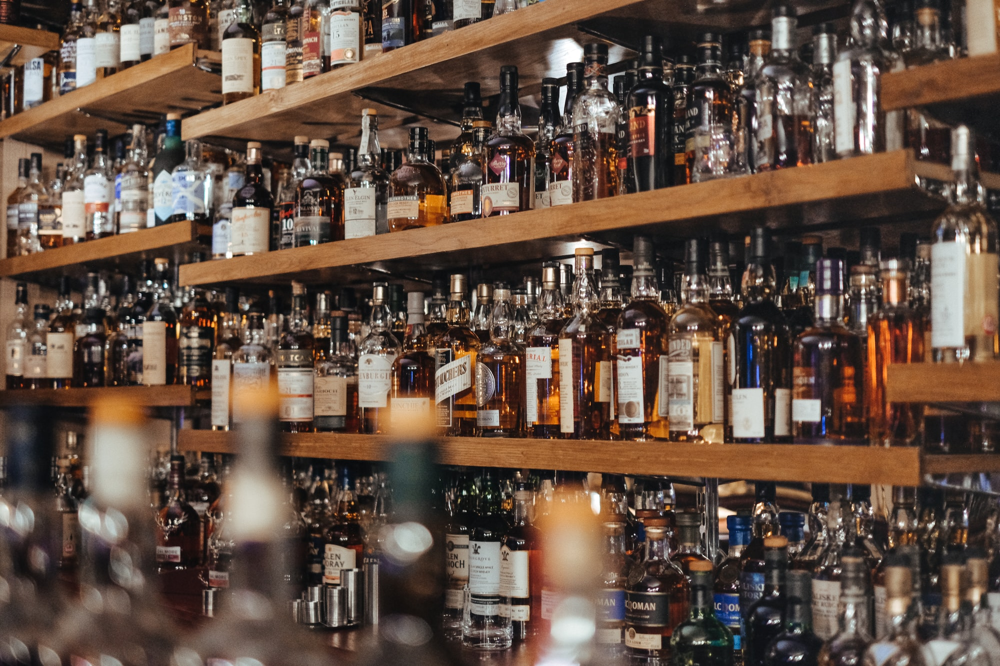 The Glenesk Hotel's Malt Bar