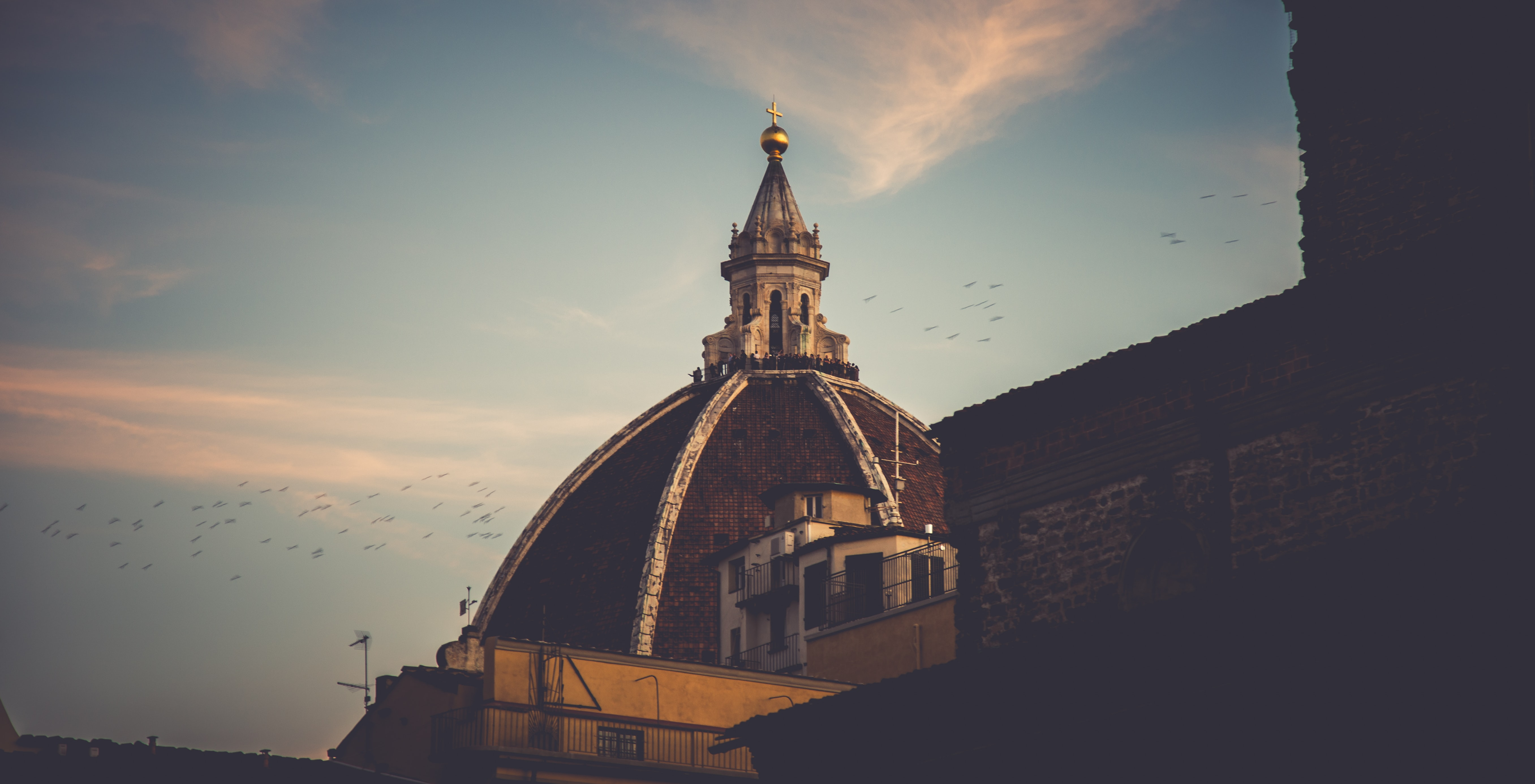 Florence Cathedral, Rome