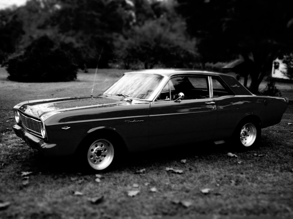Car Black Car Classic Car And Black And White Hd Photo By Mike