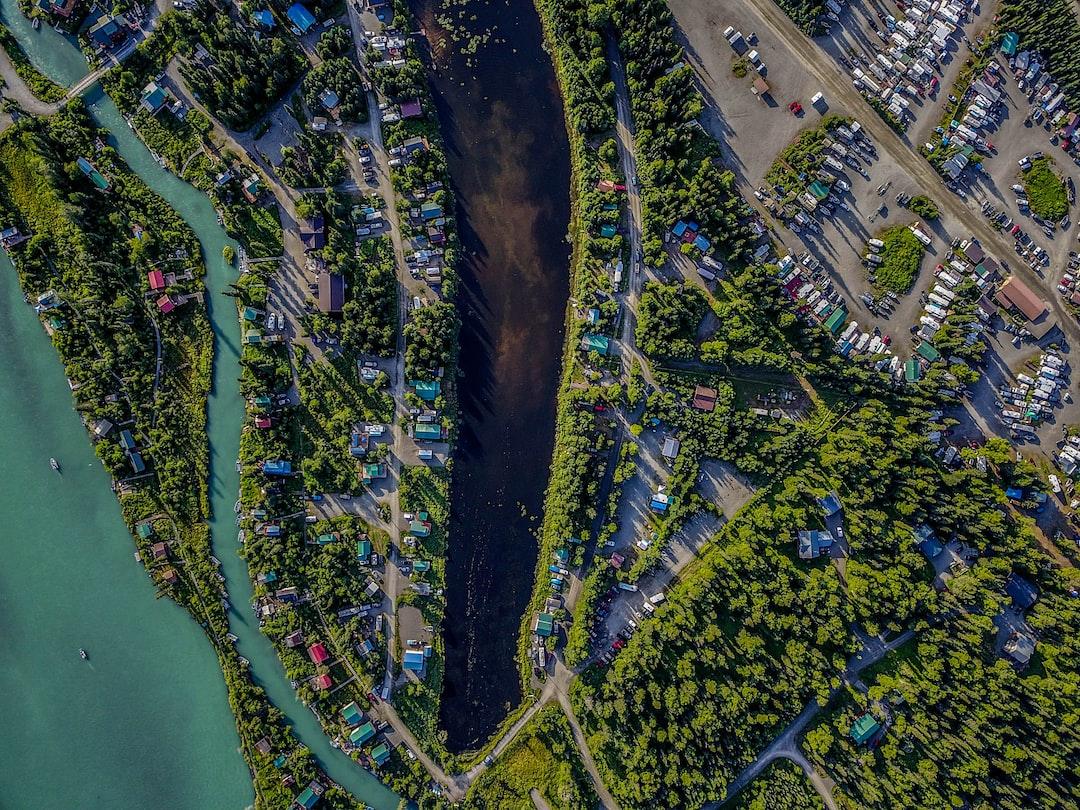 Suburbs of Alaska
