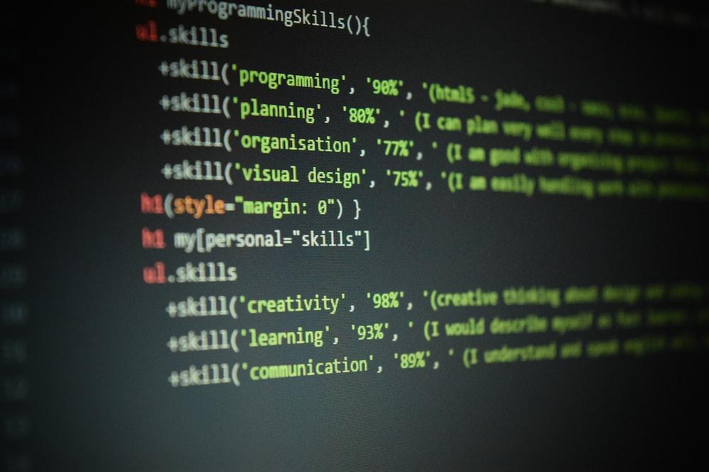 programming codes