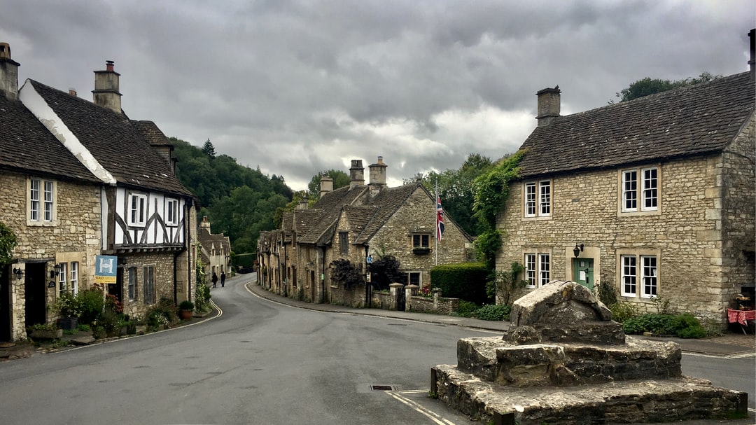 Stopped by Castle Combe during a trip to England in September 2017. This charming village is well preserved.