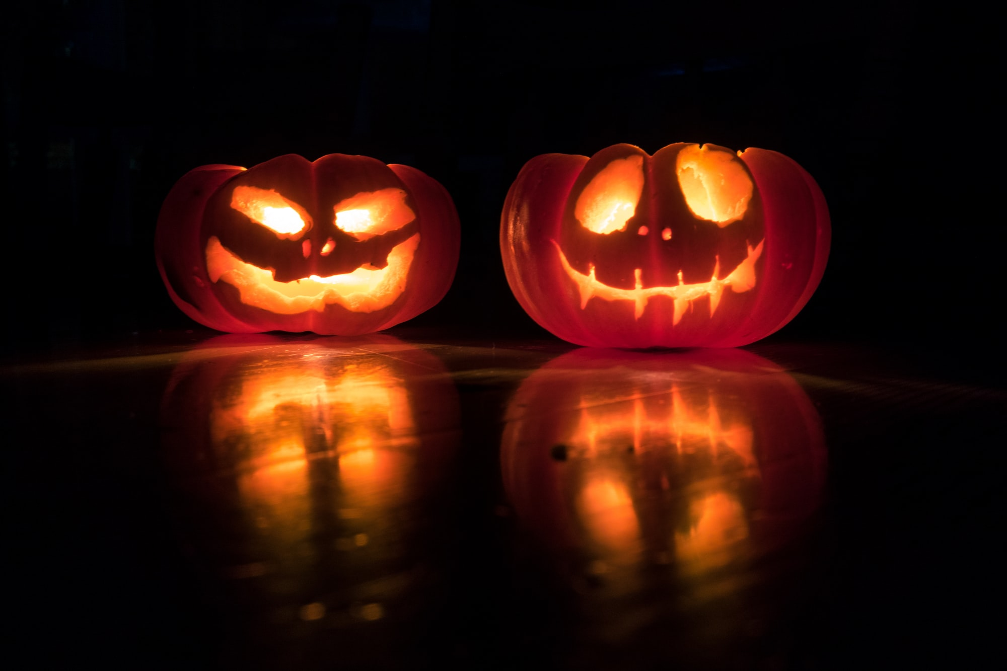 Pumpkin Carving Contest on TapeReal