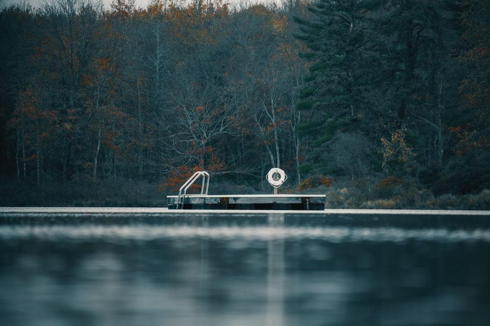 boat near body of water