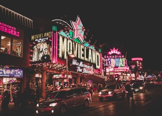 Movieland broadway