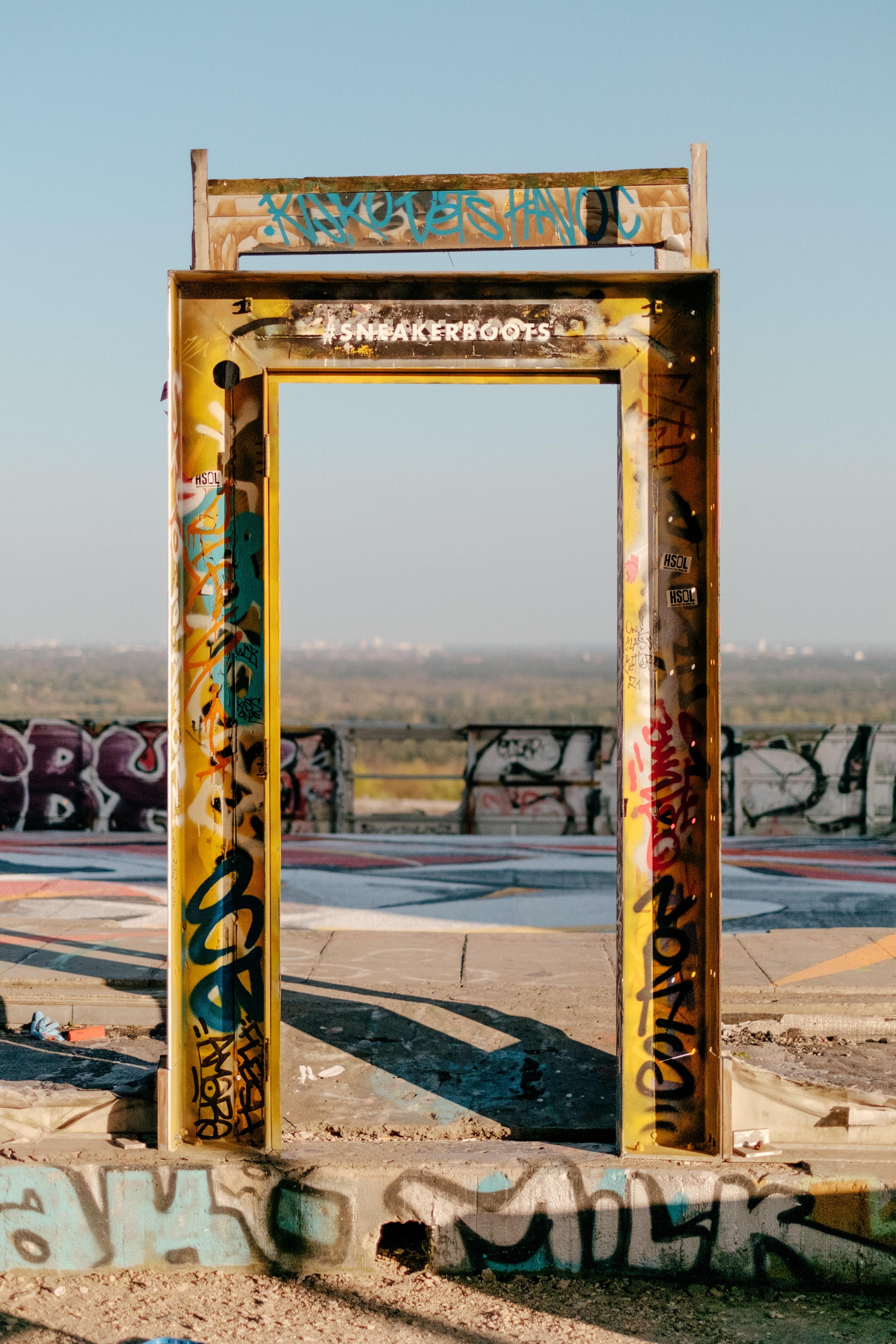 door panel frame
