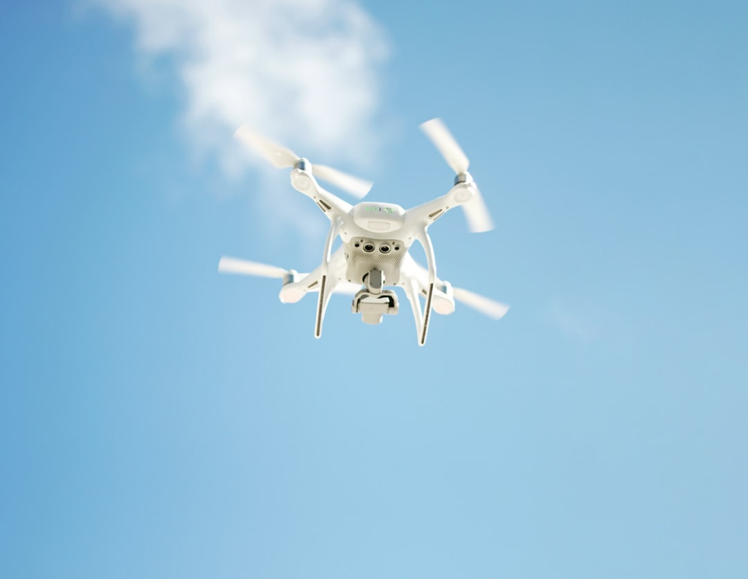 on air quadcopter drone