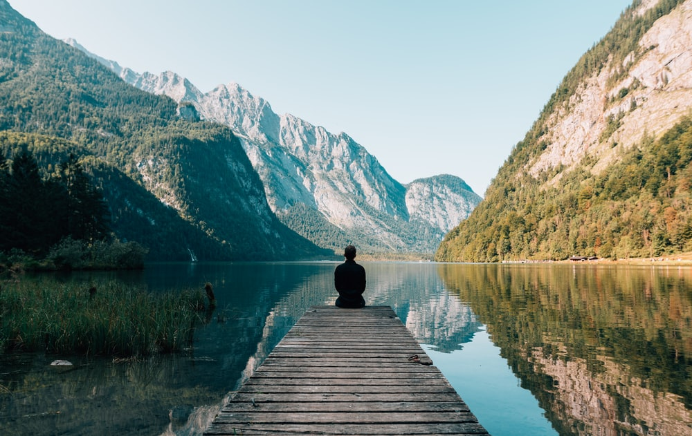 The great void and mindfulness meditation