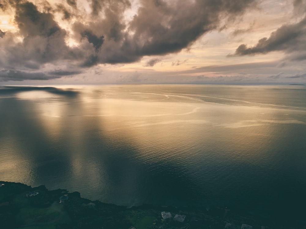 ocean water scenery