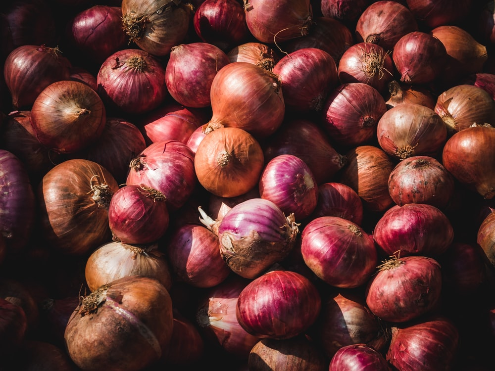 bunch of onions