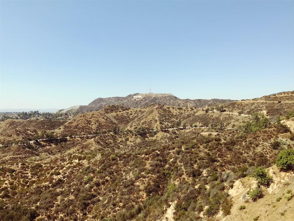 brown plains