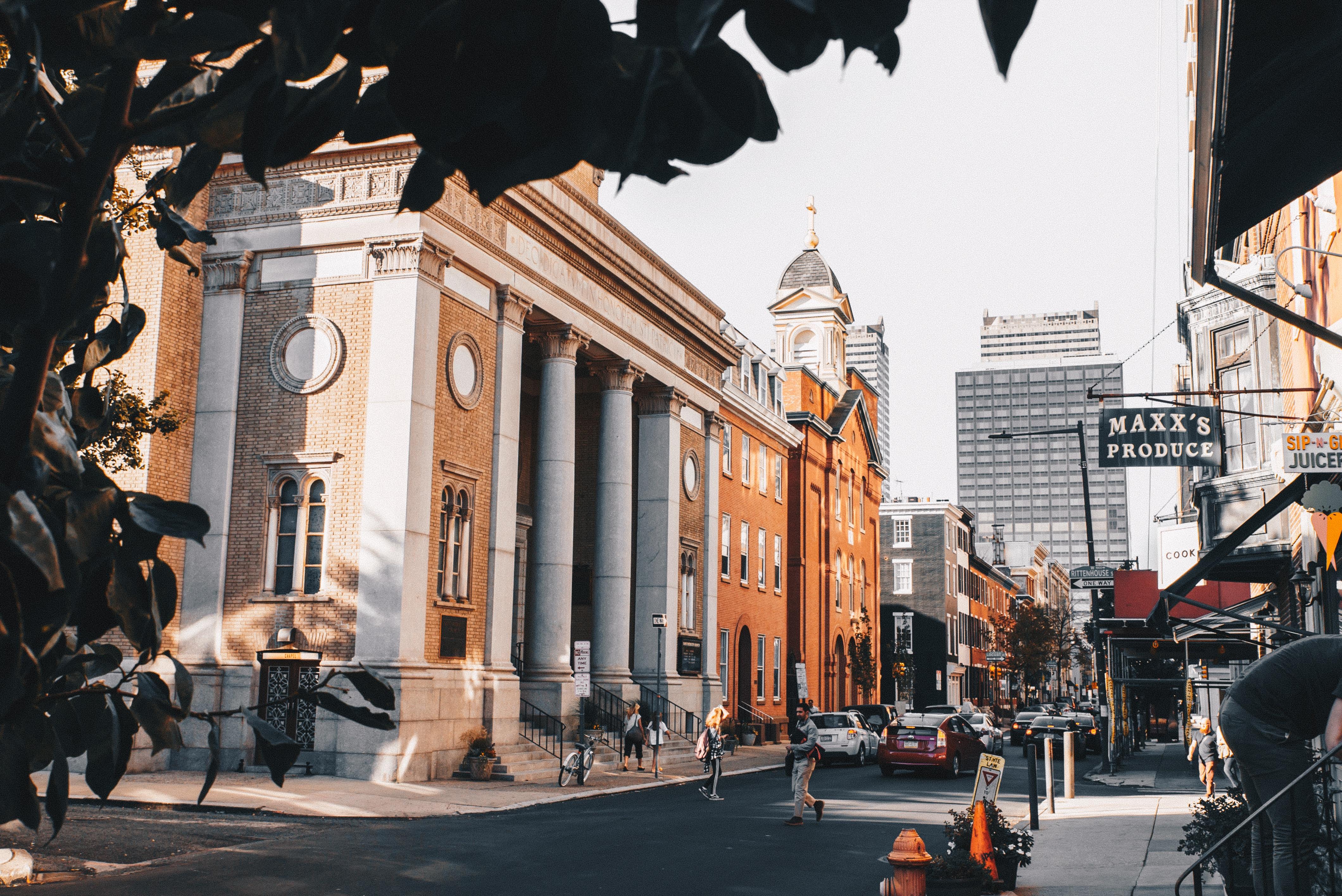 Филадельфия город в сша