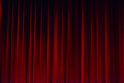 red curtain curtain teams background