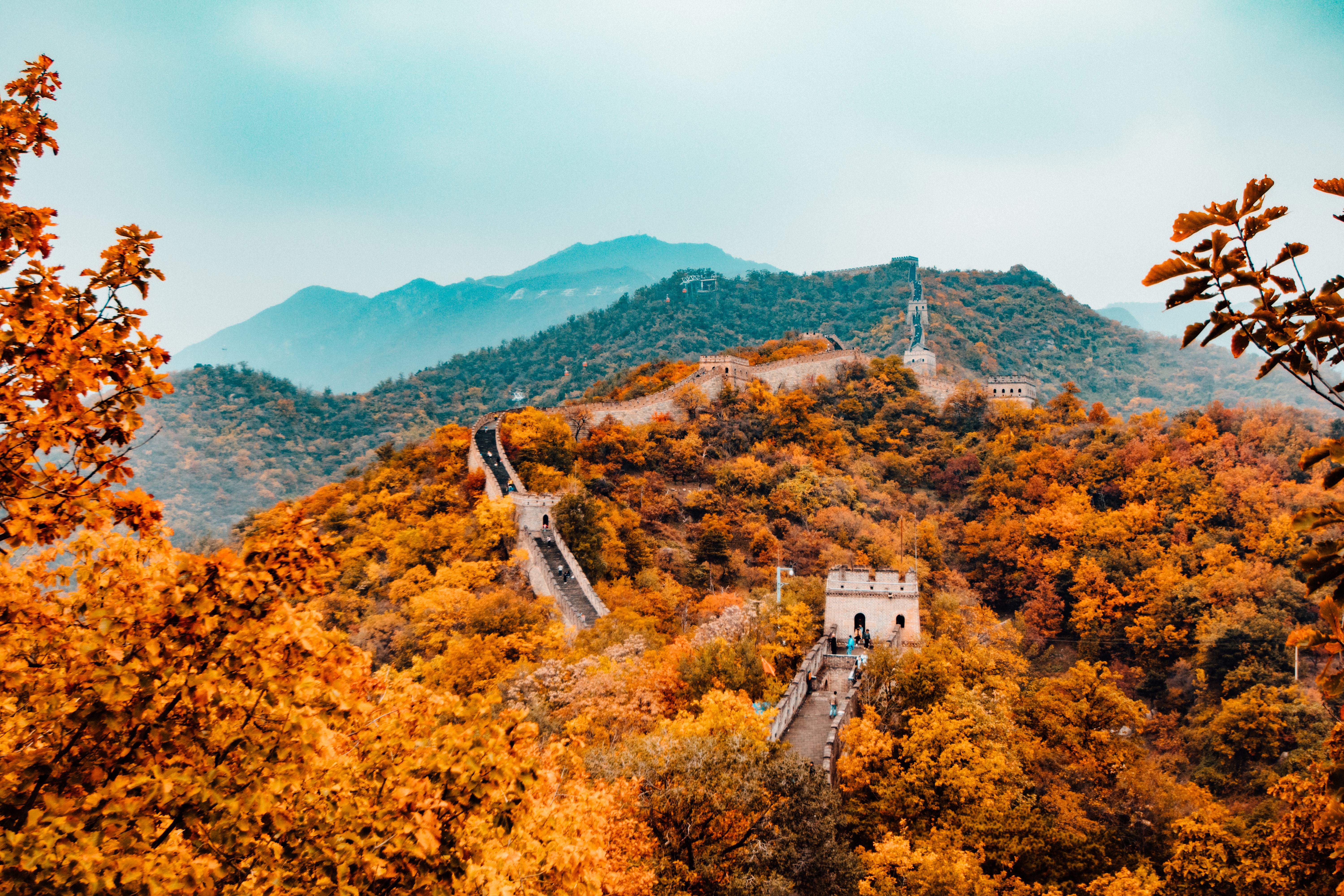 Great Wall Of China Pictures Download Free Images On Unsplash