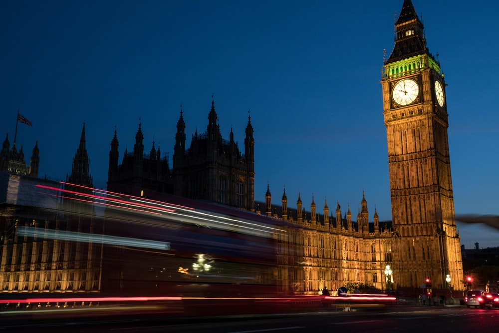 time lapse photography of Big Ben