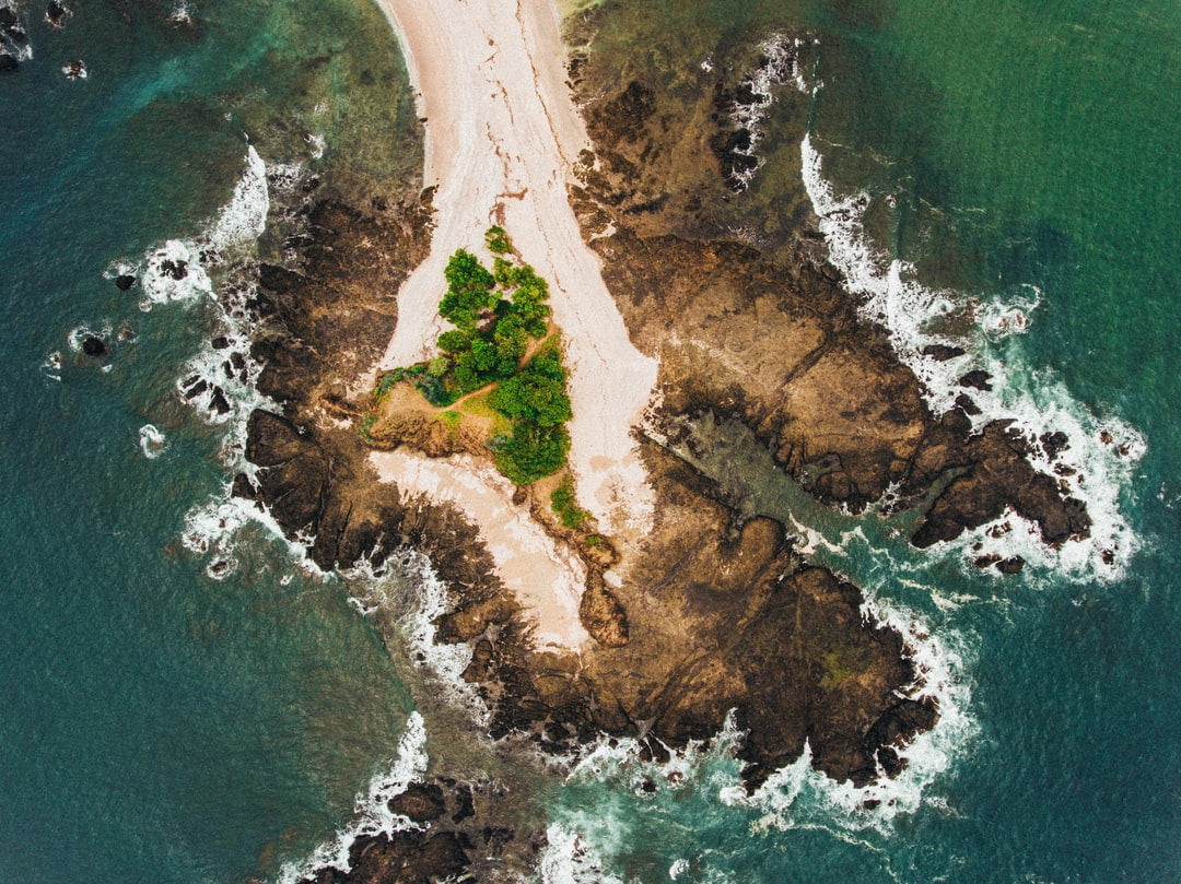 This snapshot was taken from my drone after getting lost on one of the bad backroads of costa rica. After spotting this empty and deserted beach we spend the rest of the day enjoying the sun and sea.