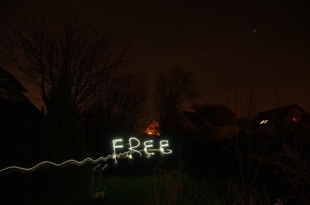無料ツールのFreeのイメージ
