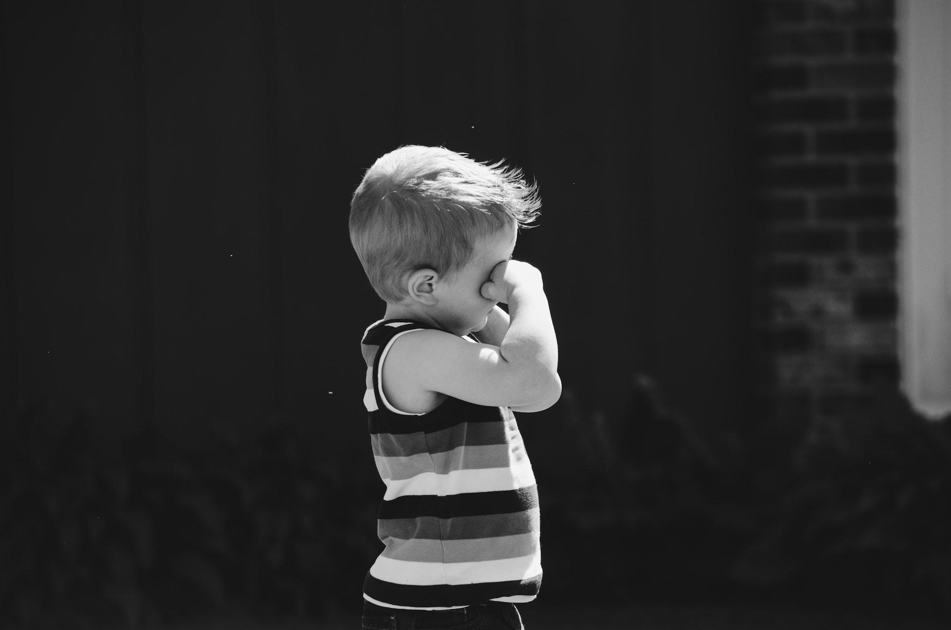 A Child