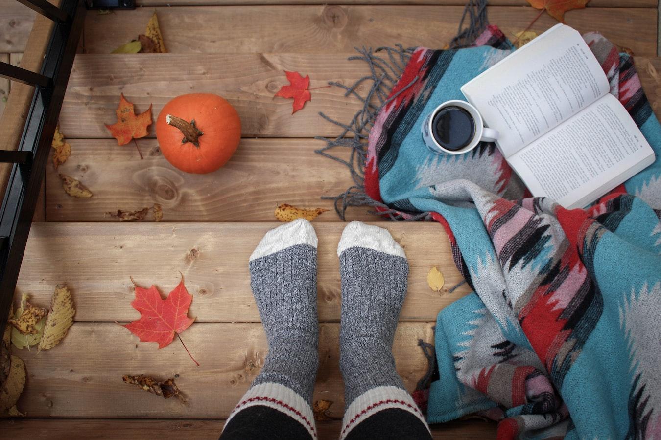 wel leuk aan de herfst