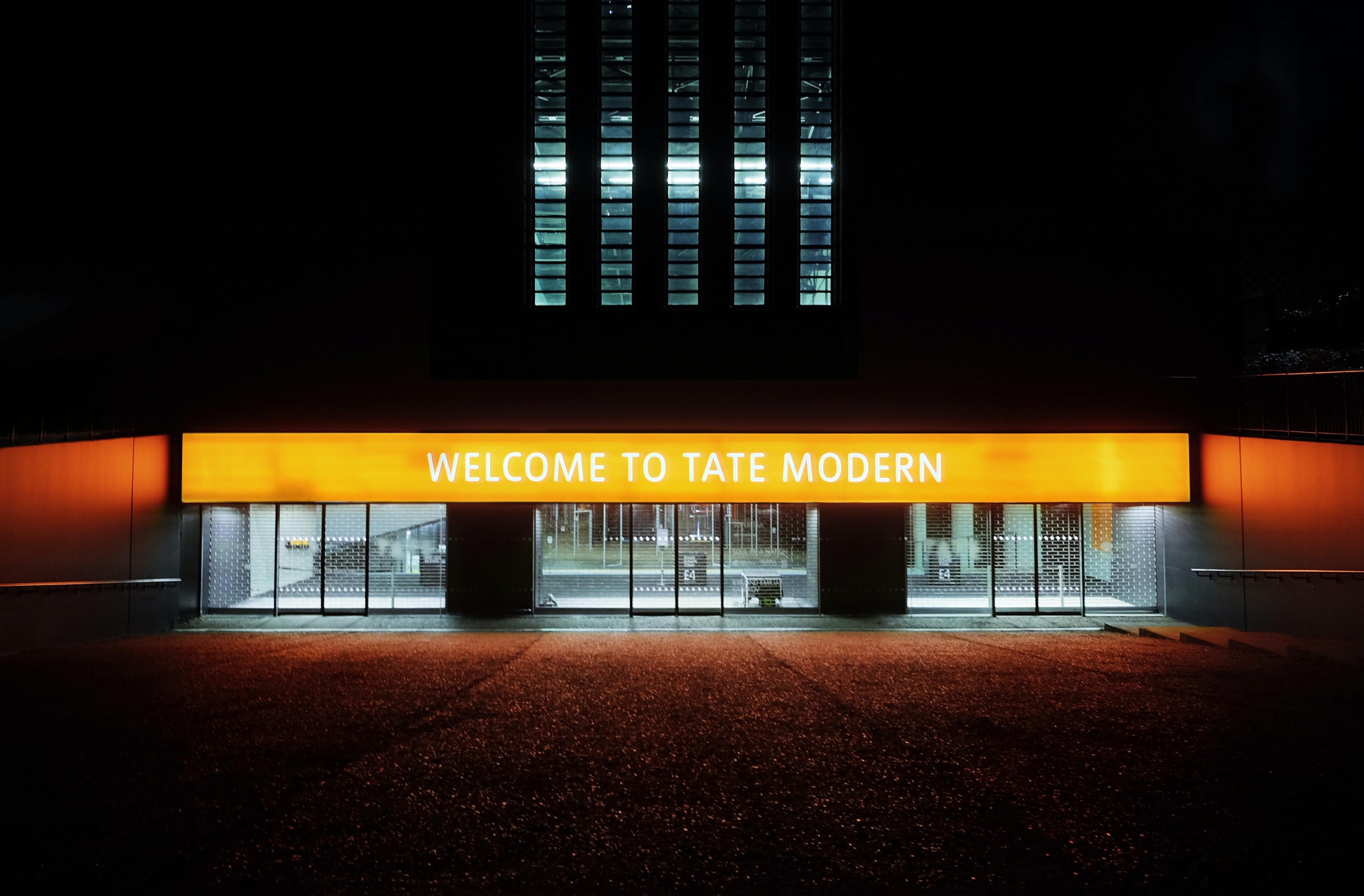Tate Modern building