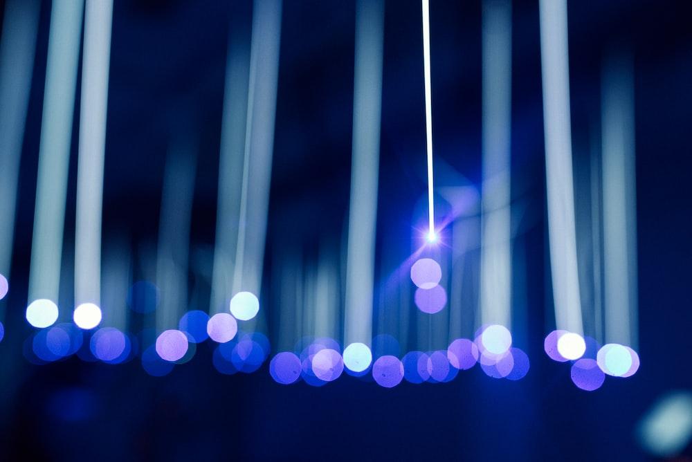 bokeh lights photography