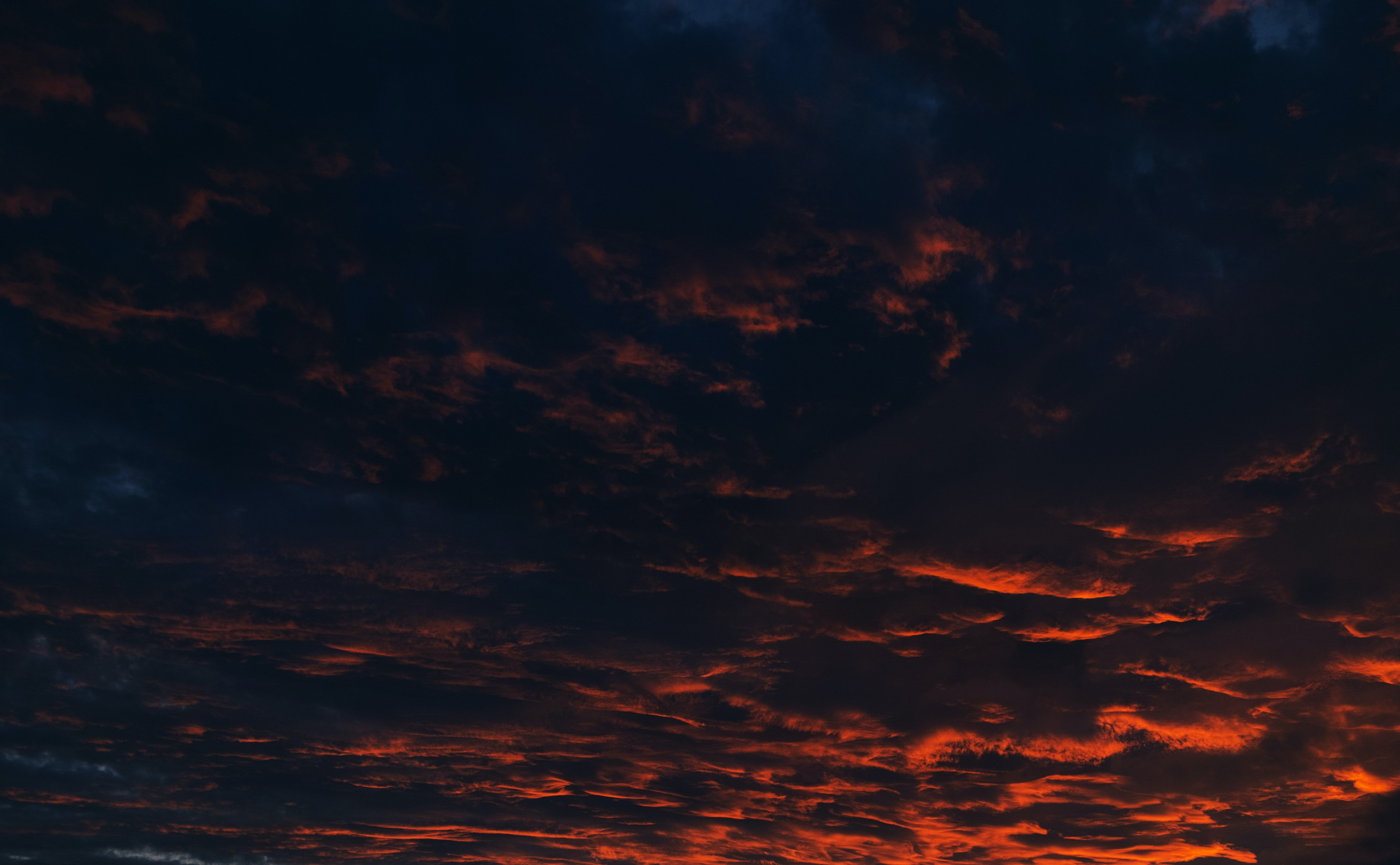 photography of skies