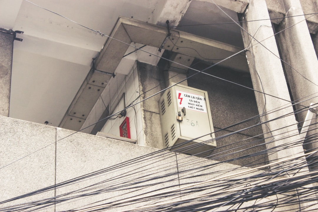 YES!!! Electricity here is ALL OVER THE PLACE. this pic show that people life just near a deadly electronic box which can kill you if you touch it, just by higher your hand in the air can kill you easy like that