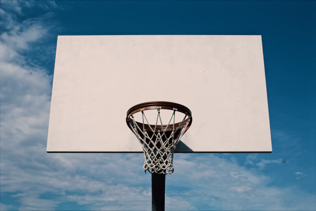 Went back to the place where I fell in love with the game. Same hoop. Same rim. Probably not the same net.