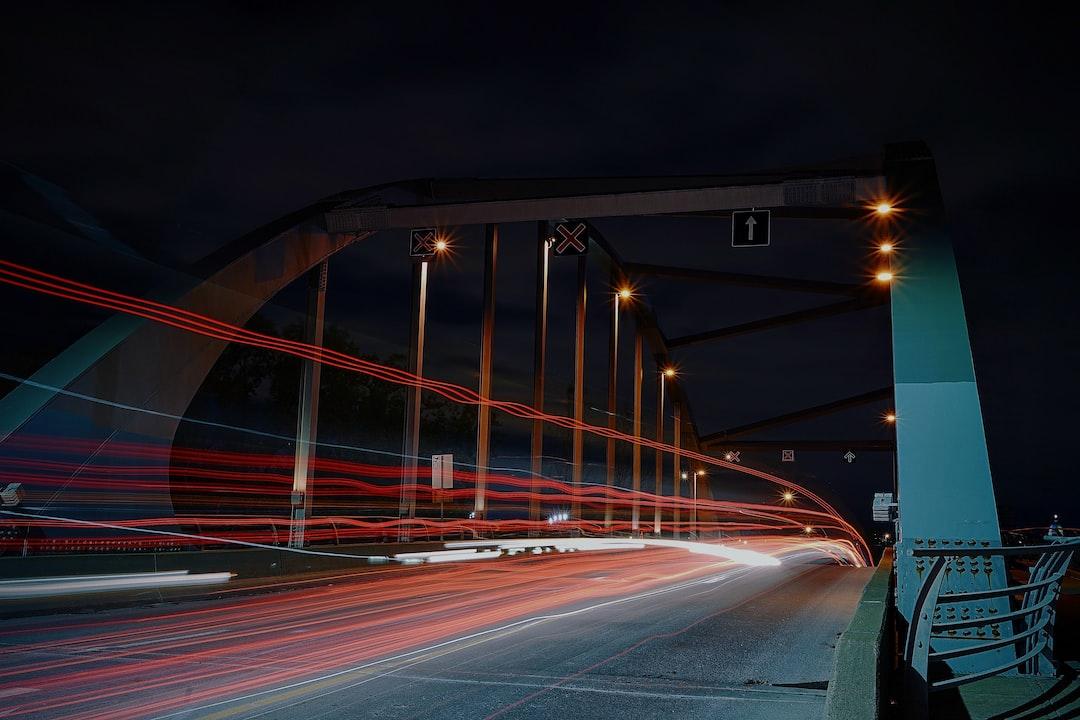 Dancing Lights On The Bridge