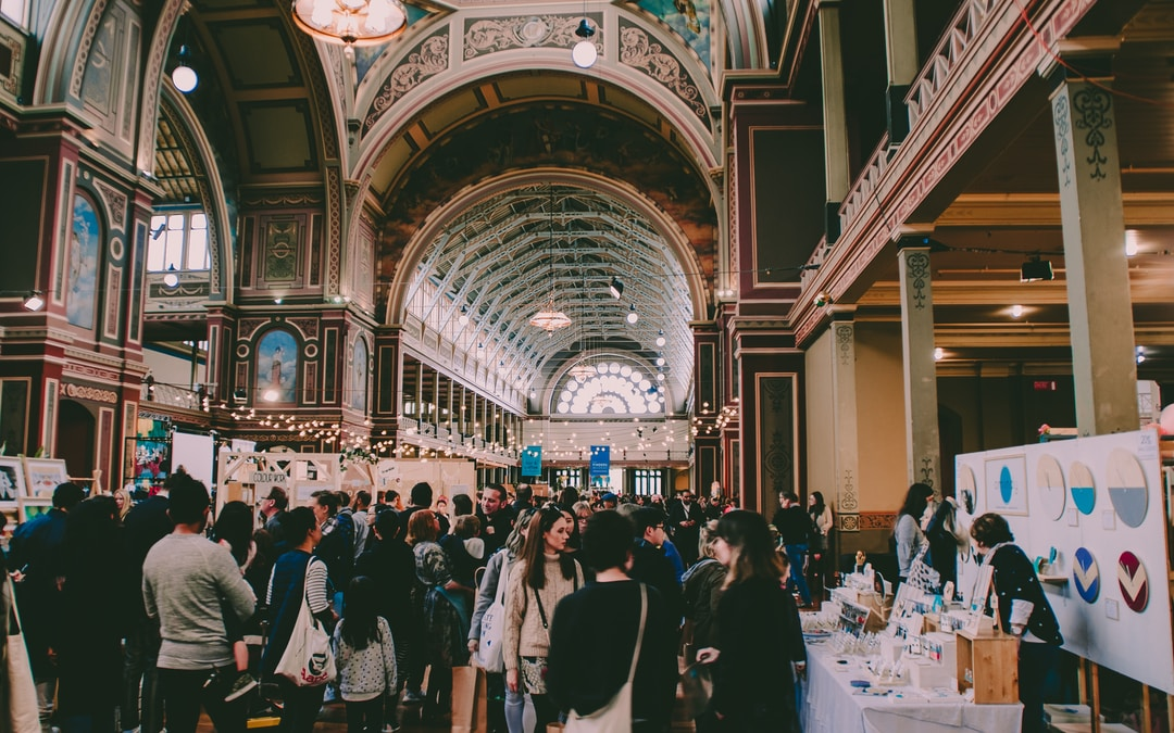 How to make a wedding expo work for you