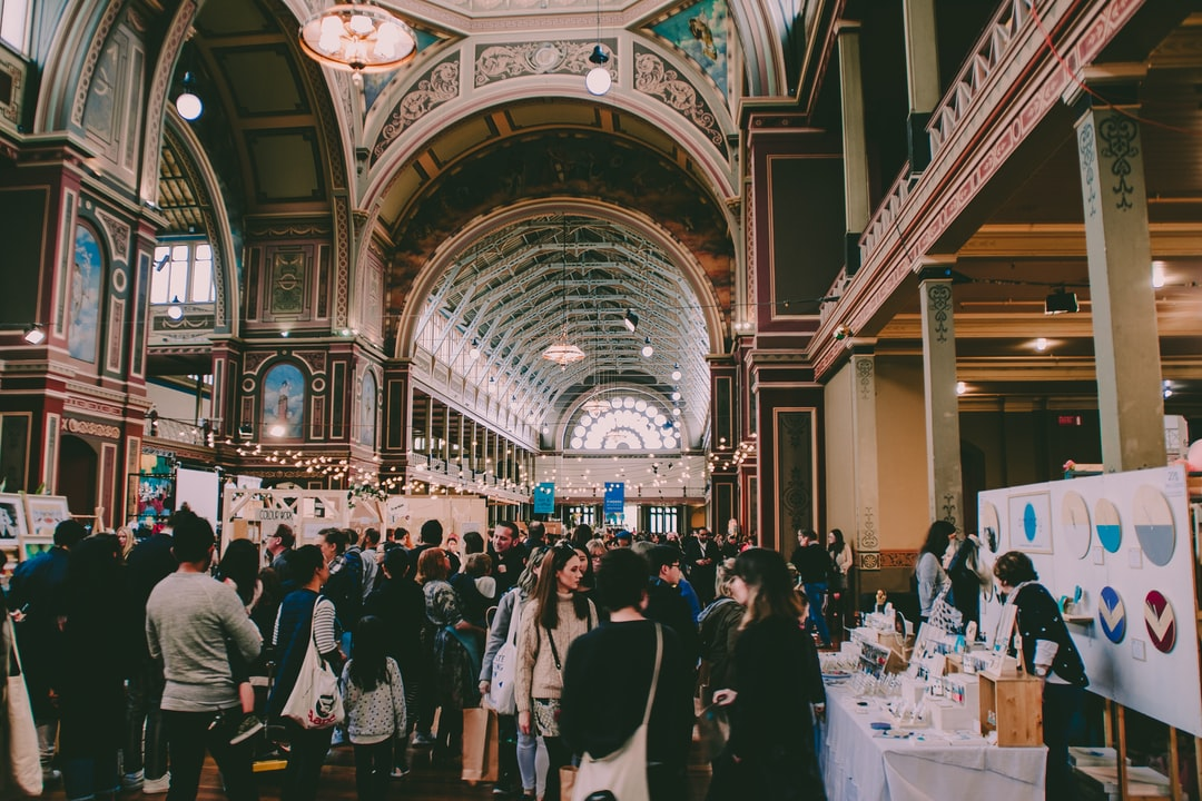 went to the finders keepers market in carlton on the 22nd of october , run by frankie magazine