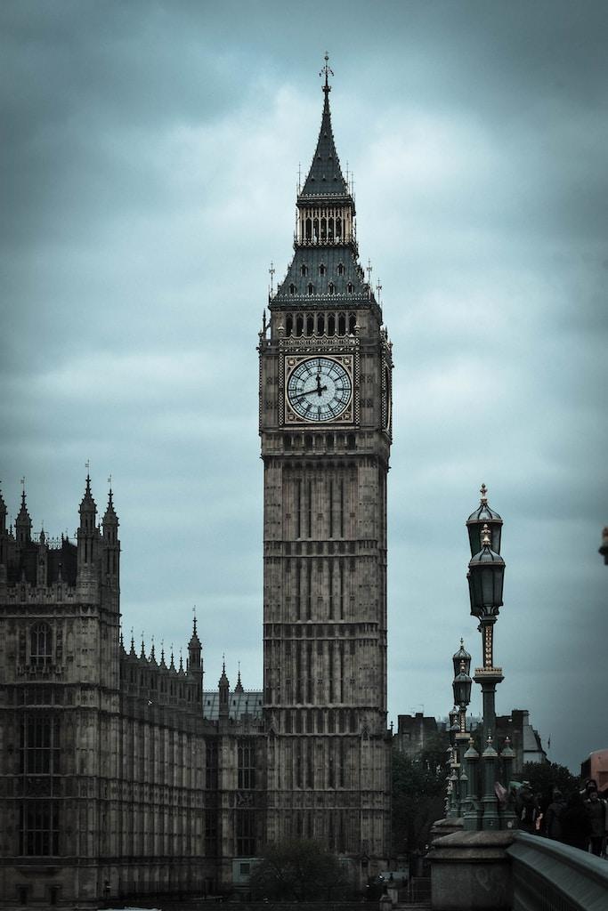 photography of Big Ben, London