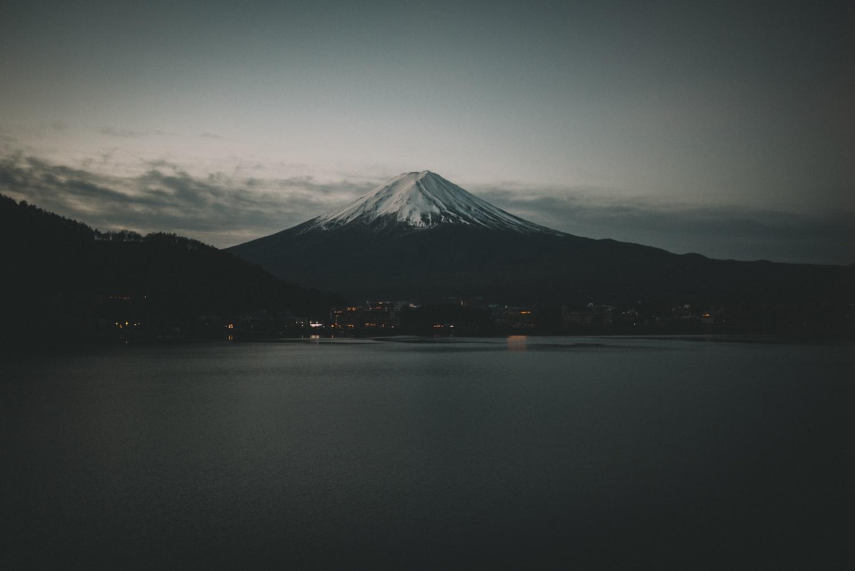 Mount Fiji — Japan