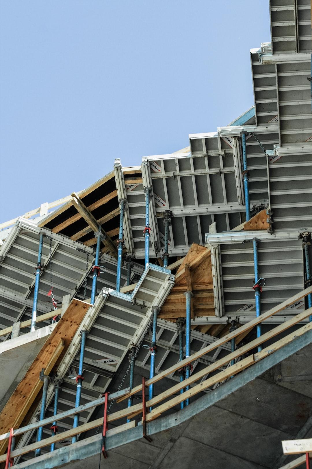 urban scaffold