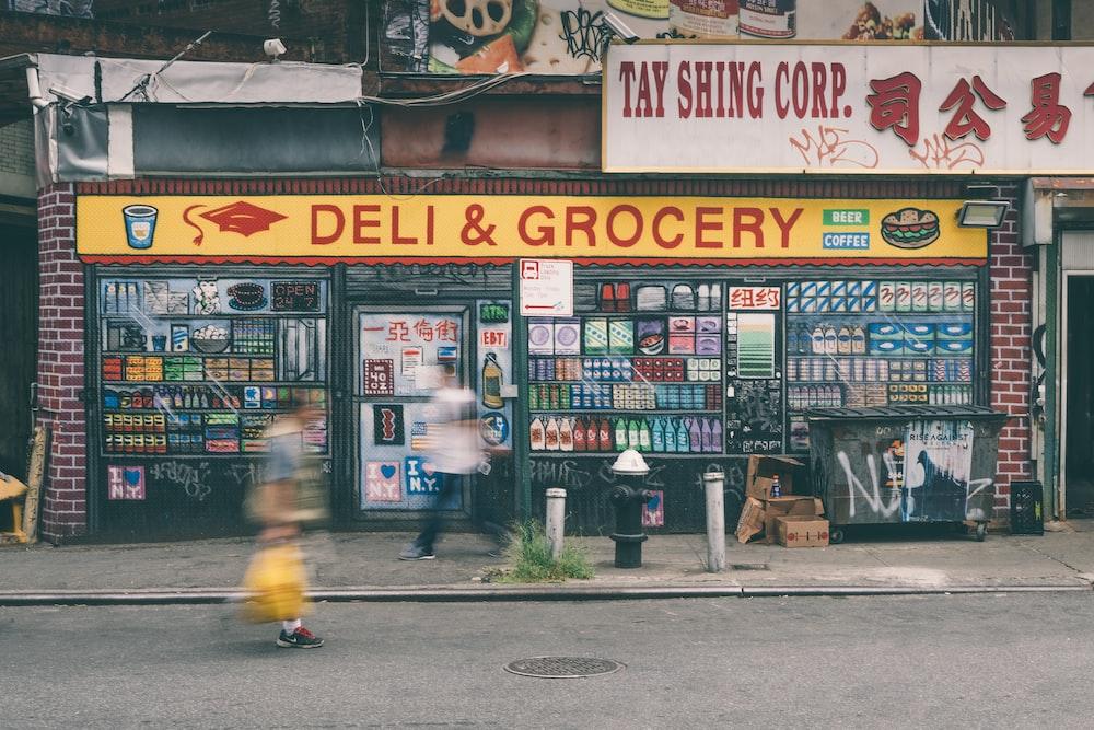 Deli & Grocery store