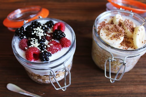 manfaat yoghurt untuk menurunkan berat badan