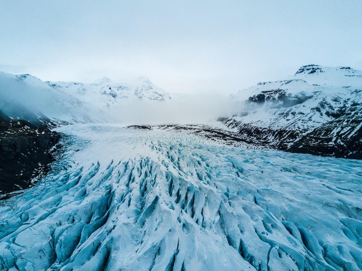 Glacier em Höfn