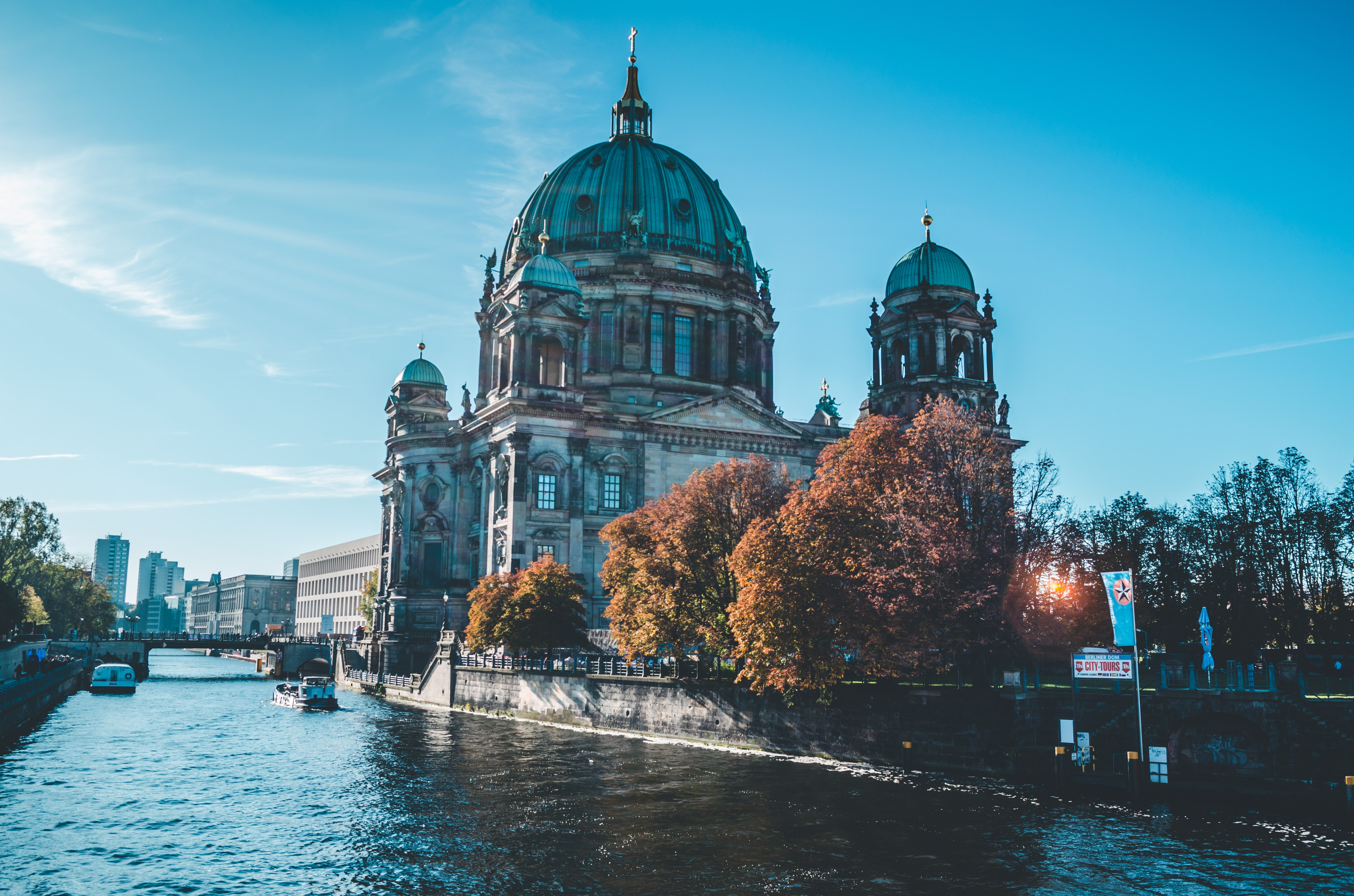 Berlin Cathedral , Berlin